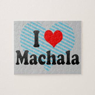 I Love Machala, Ecuador Puzzles