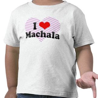 I Love Machala, Ecuador T Shirt