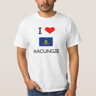 I Love Macungie Pennsylvania T-Shirt