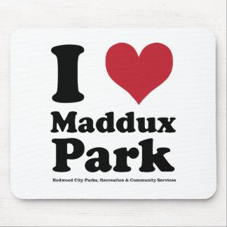I LOVE Maddux Park Mousepad