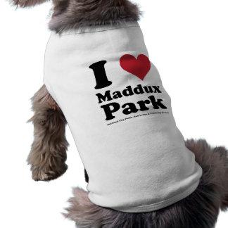 I LOVE Maddux Park Pet Shirt