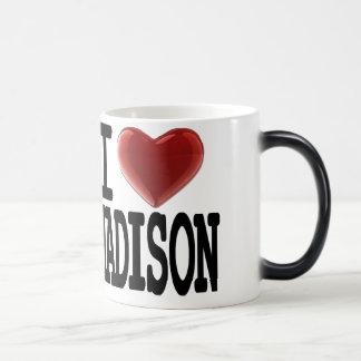 I Love MADISON Magic Mug