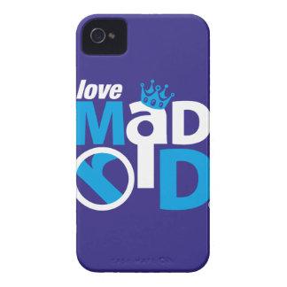 I Love Madrid Best Ever Club Case-Mate iPhone 4 Case