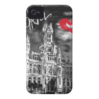 I love Madrid iPhone 4 Case-Mate Case