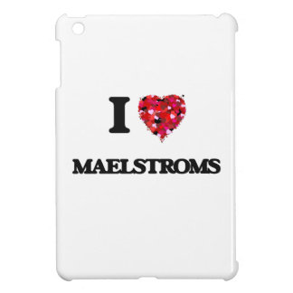 I Love Maelstroms iPad Mini Cover