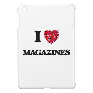 I Love Magazines iPad Mini Cases