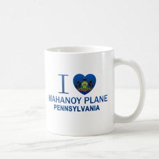 I Love Mahanoy Plane, PA Coffee Mug