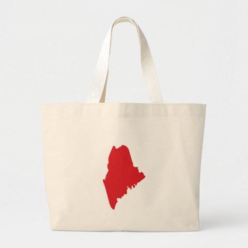 I Love Maine Bags