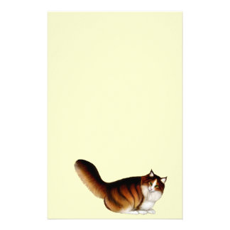 I Love Maine Coon Cats Stationery