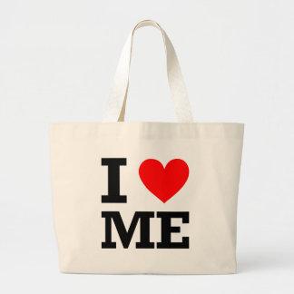 I Love Maine Design Jumbo Tote Bag