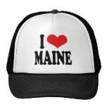 I Love Maine Hat