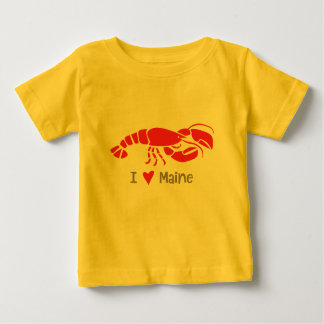 I love Maine Lobster Baby T-Shirt