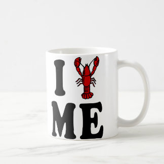 I Love Maine Lobster Coffee Mug