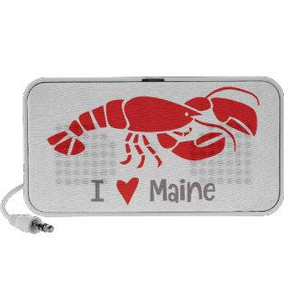 I love Maine Lobster Speaker