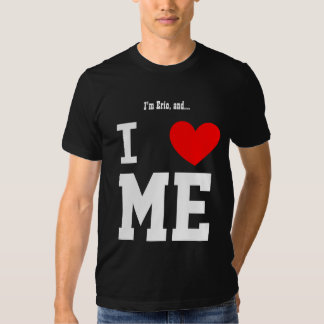 I Love Maine (or Yourself!) Red Heart T Shirt