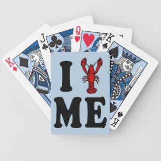 I Love Maine Playing Cards