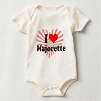 I love Majorette Baby Bodysuit