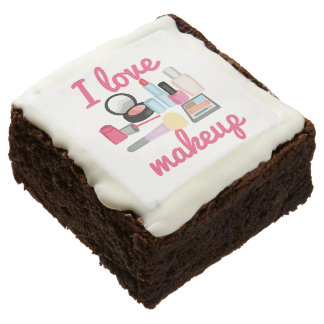 I love makeup Brownies Brownie