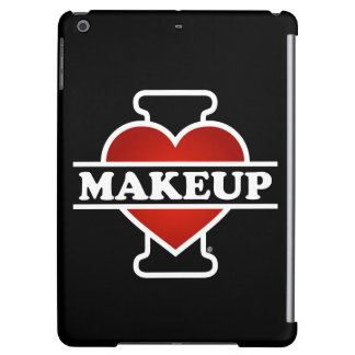 I Love Makeup iPad Air Cover