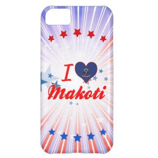 I Love Makoti, North Dakota Case For iPhone 5C
