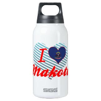 I Love Makoti, North Dakota SIGG Thermo 0.3L Insulated Bottle