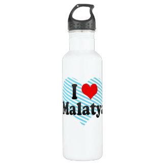I Love Malatya, Turkey 24oz Water Bottle