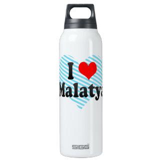I Love Malatya, Turkey 16 Oz Insulated SIGG Thermos Water Bottle