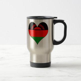 I Love Malawi Travel Mug