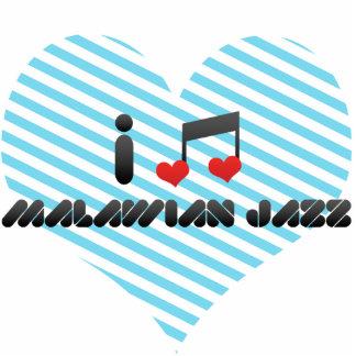 I Love Malawian Jazz Photo Cutout