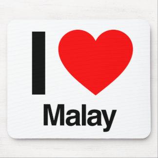 i love malay mouse pad