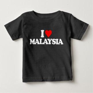 I LOVE MALAYSIA BABY T-Shirt