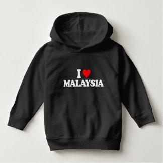 I LOVE MALAYSIA HOODIE