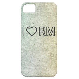 I Love Malaysian Currency iPhone 5 Cases