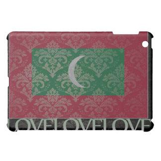 I love Maldives Cool iPad Mini Cases