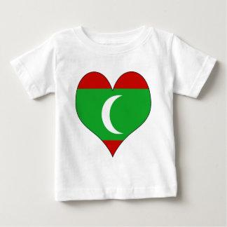 I Love Maledives Tshirt