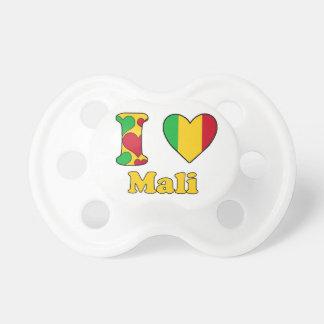 I love Mali Baby Pacifier