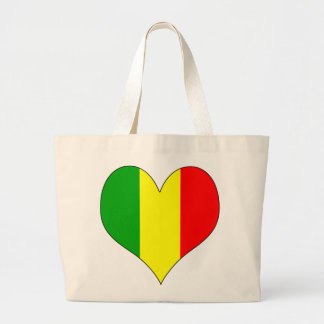 I Love Mali Tote Bag