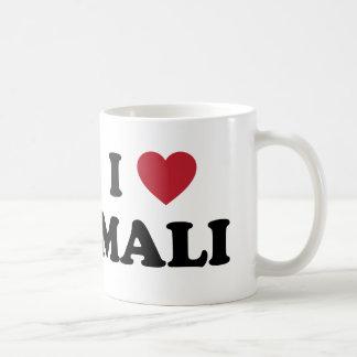 I Love Mali Coffee Mug