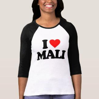 I LOVE MALI T-SHIRTS