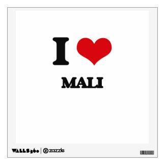 I Love Mali Wall Decor