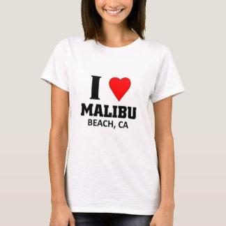 I love malibu beach T-Shirt