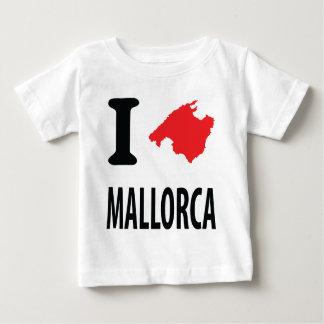 I love Mallorca contour icon Tshirts
