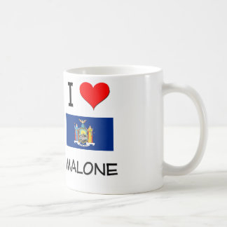 I Love Malone New York Mug