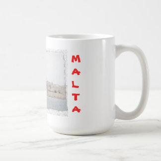 I Love Malta Classic White Coffee Mug