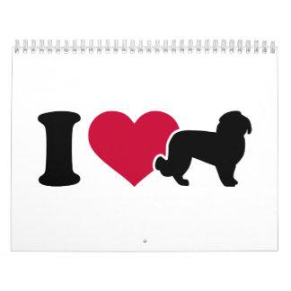 I love Maltese Calendar