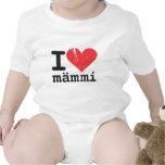 I Love Mämmi Infant Tshirts