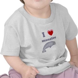I love manatee tshirt