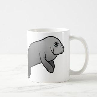 I Love Manatees Coffee Mug