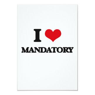 I Love Mandatory Announcements