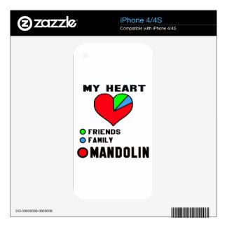 I love mandolin. skins for iPhone 4S